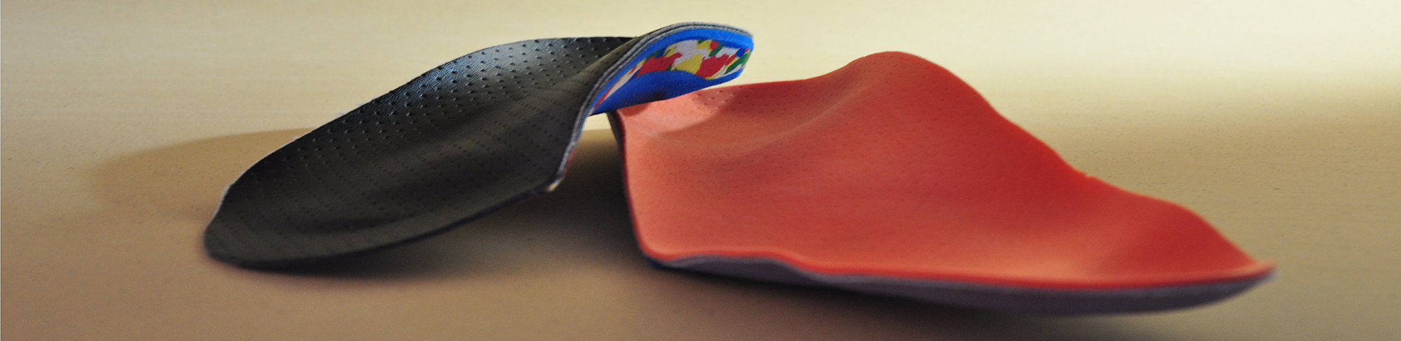 Orthotics made while you wait