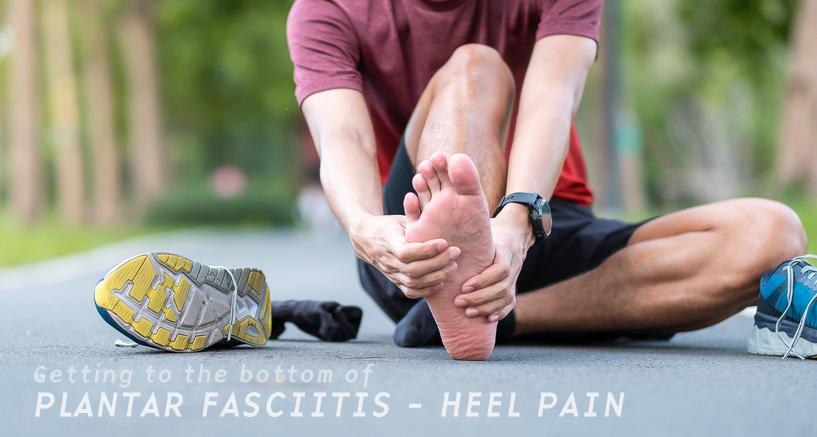 plantar fasciitis heel pain treatment